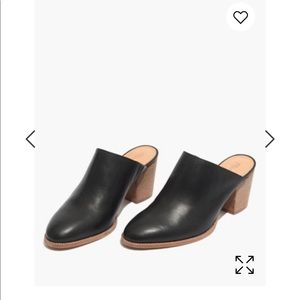 Madewell the Harper mule shoes